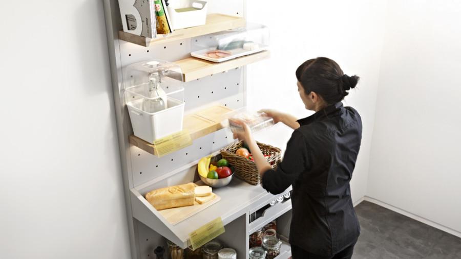 Холодильник будущего без дверей от IKEA
