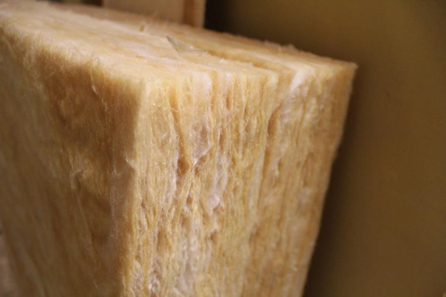 Звукоизолирующий материал из минеральной ваты Изовер