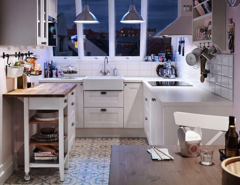 Икея. Мебель для кухни