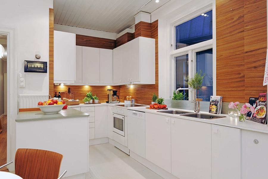 Фото идеи для оформления дизайна интерьера кухни