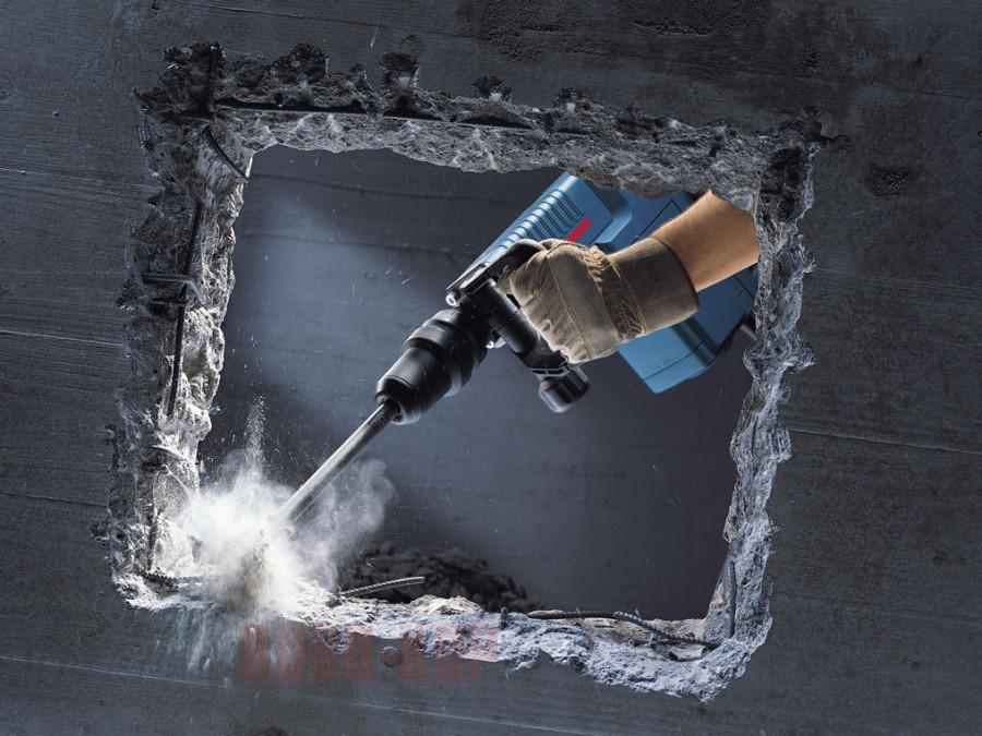 Инструмент для сноса бетонных стен