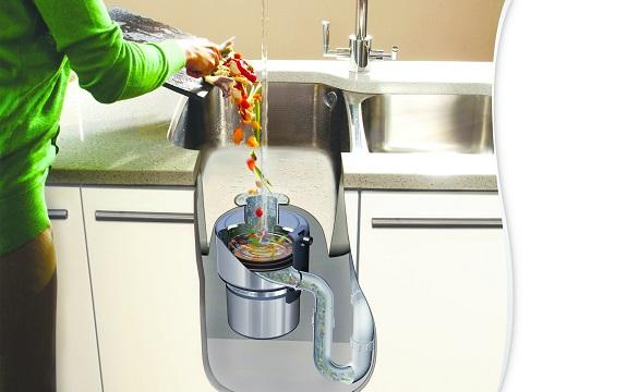 Измельчитель отходов для раковины insinkerator