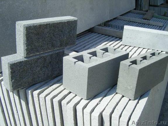 Цементно песчаный пустотелый кирпич