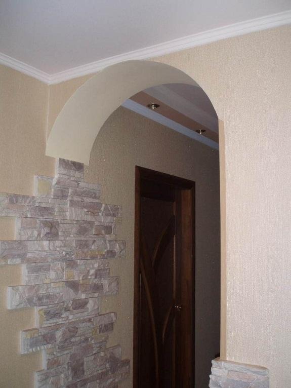 Декор дверных арок