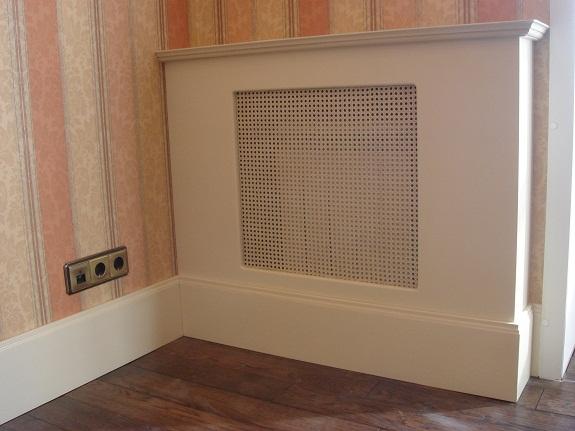 Плоские экраны на батарею отопления