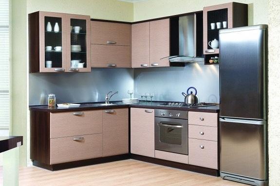 Пример кухонного гарнитура
