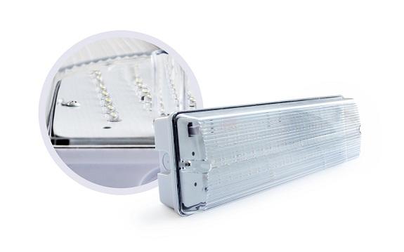 Светодиодные лампы аварийного освещения