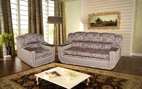 Жаккардовая обивка на мебели
