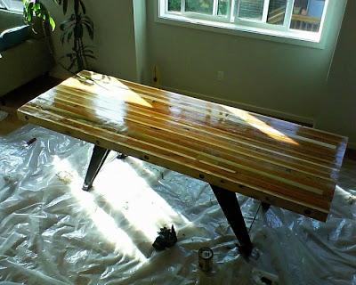 Готовый стол 2