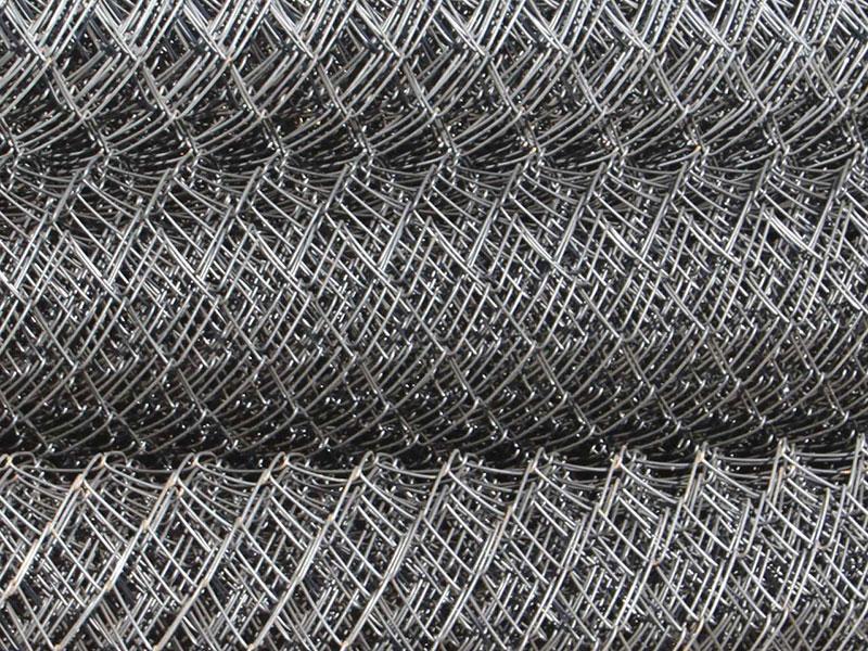 Сетка рабица плетеная
