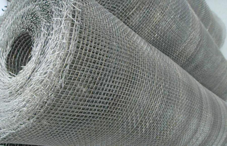 Проволочная тканная сетка